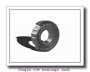88931/88126 Single row bearings inch
