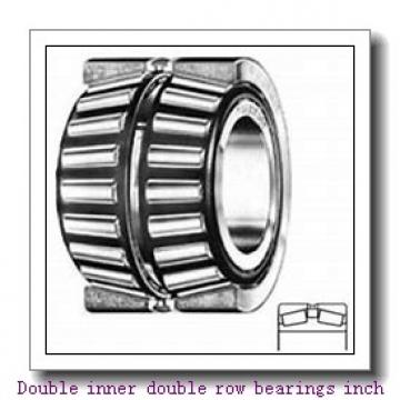 EE982003/982901 Double inner double row bearings inch