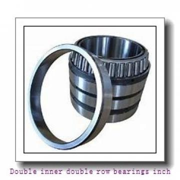 82587/82951D Double inner double row bearings inch
