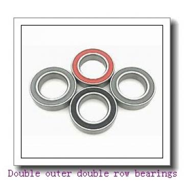 240TDI400-2 520TDI660-1 Double outer double row bearings