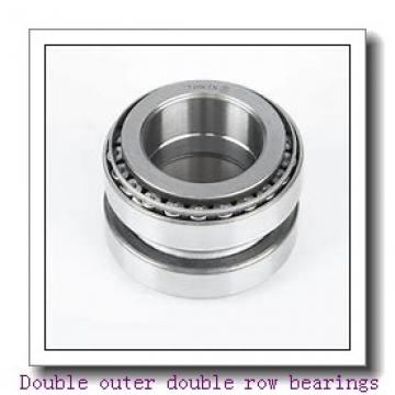 160TDI340-1 Double outer double row bearings