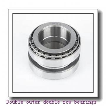 120TDI170-1 Double outer double row bearings