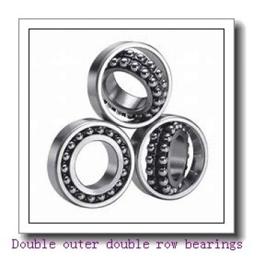 670TDI980-1 Double outer double row bearings