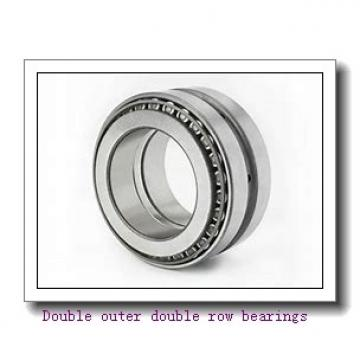 1000TDI1320-1 Double outer double row bearings