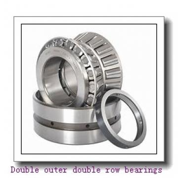950TDI1360-1 Double outer double row bearings