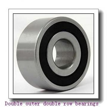 190TDI290-1 Double outer double row bearings