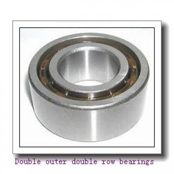 877/570 Double outer double row bearings