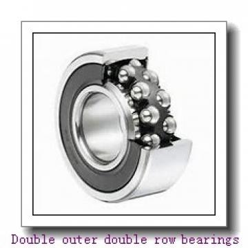 670TDI980-1 254TDI585-1 Double outer double row bearings