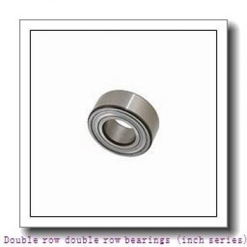 EE128113D/128160 Double row double row bearings (inch series)
