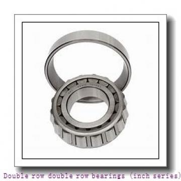 HM266445D/HM266410 Double row double row bearings (inch series)