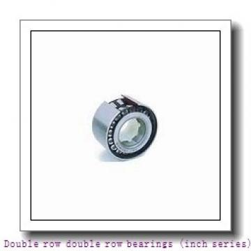 74512D/74850 Double row double row bearings (inch series)