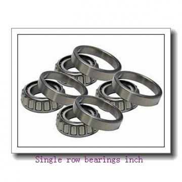 48685/48620 Single row bearings inch
