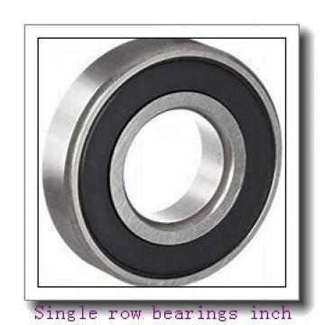 779/772 Single row bearings inch