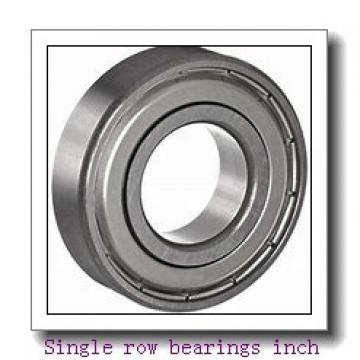 64437/64713 Single row bearings inch