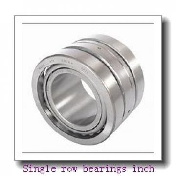 798/792 Single row bearings inch
