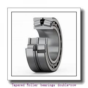 NA82576 82932D Tapered Roller bearings double-row