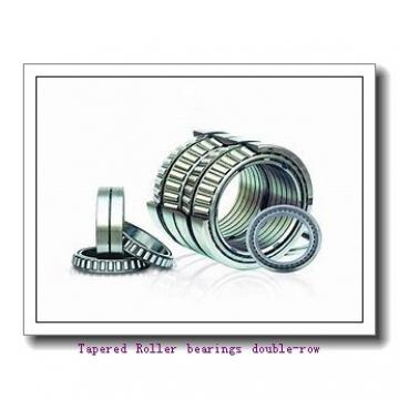 NA596SW 592D Tapered Roller bearings double-row