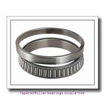 NA659 654D Tapered Roller bearings double-row