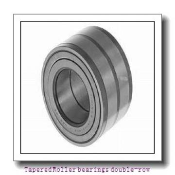 EE522126D 523087 Tapered Roller bearings double-row