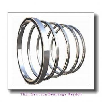 KT-130 Thin Section Bearings Kaydon