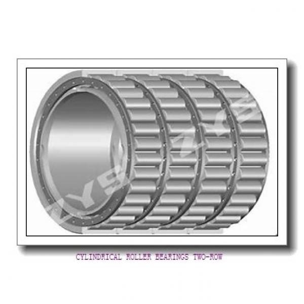 NNU4168MAW33 NNU4964MAW33 CYLINDRICAL ROLLER BEARINGS TWO-Row #2 image