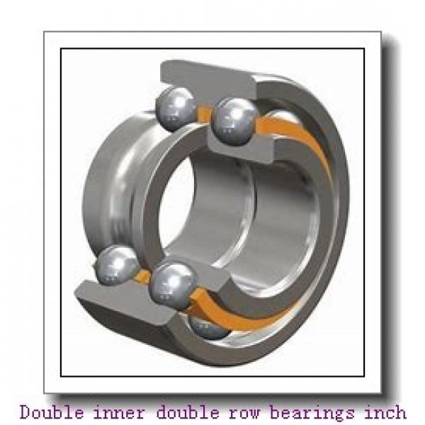 H961649/H961610D Double inner double row bearings inch #1 image
