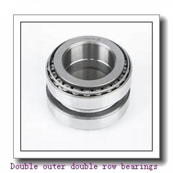 879/500 EE113090D/113170 Double outer double row bearings #2 image