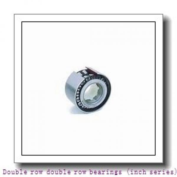 EE129123D/129172 Double row double row bearings (inch series) #1 image