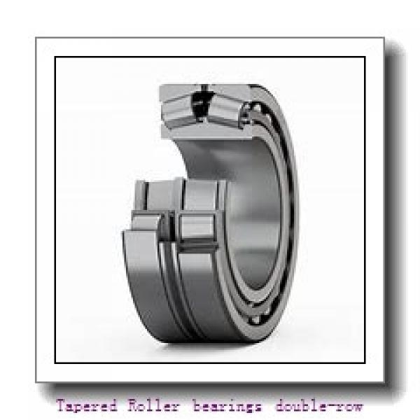 78251D 78537 Tapered Roller bearings double-row #3 image